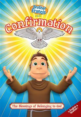 Brother Francis Confirmation DVD (13) - Unique Catholic Gifts