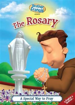 Brother Francis The Rosary DVD - Unique Catholic Gifts