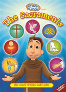 "Brother Francis ""The Sacraments"" DVD - Unique Catholic Gifts"