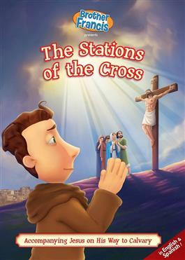Brother Francis The Stations of the Cross DVD (14) - Unique Catholic Gifts