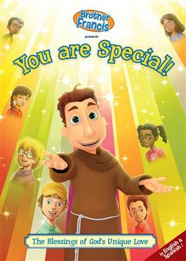 Brother Francis: You Are Special The Blessings of God's Unique Love DVD (15) JMJ