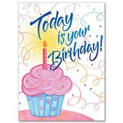Today is Your Birthday! Birthday Card - Unique Catholic Gifts