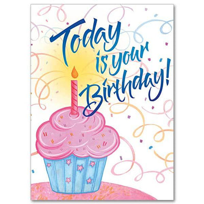 Today is Your Birthday! Birthday Card