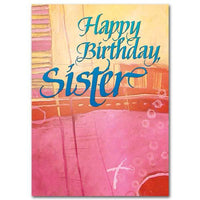 Happy Birthday, Sister Birthday Card for Sister - Unique Catholic Gifts