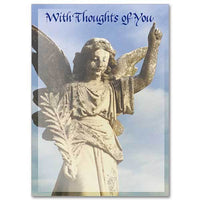 A Special Angel to Watch over You Thank You Greeting Card
