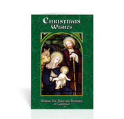 Christmas Wishes Holy Family Greeting Cards Box - Unique Catholic Gifts