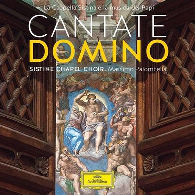 Cantate Domino CD - Unique Catholic Gifts