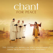 Chant for Peace - CD - Unique Catholic Gifts