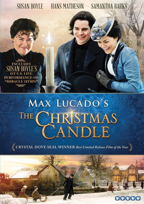 The Christmas Candle DVD