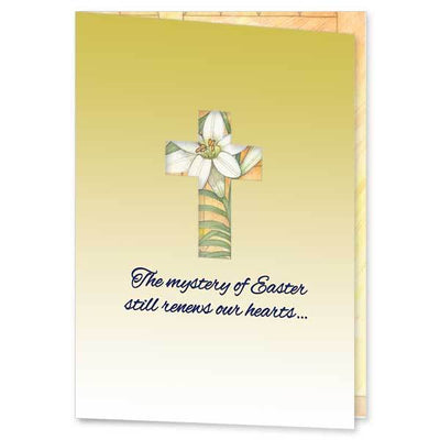 Mystery of Easter Card