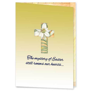Mystery of Easter Card - Unique Catholic Gifts