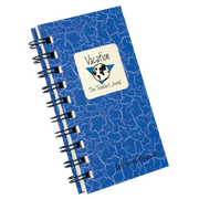 Product Details Vacation - The Traveler's Mini Journal - Blue