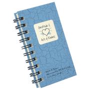 Gratitude & Acts of Kindness Mini Journal - Light Blue (New Edition)