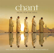 Chant Music for the Soul CD - Unique Catholic Gifts