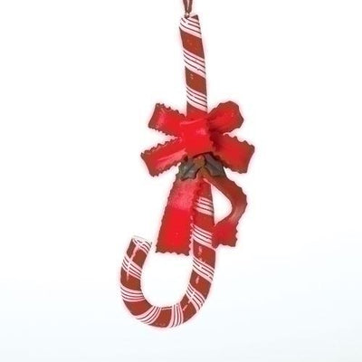 Candy Cane Ornament (6 1/2
