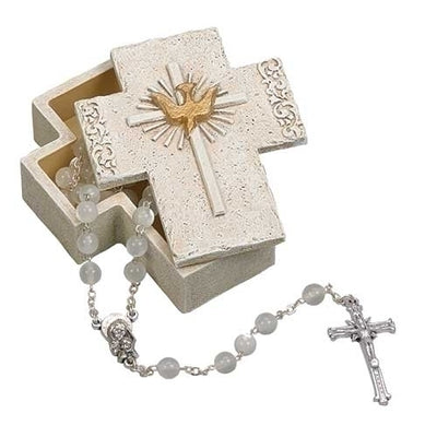 Confirmation Cross Keepsake Box 3