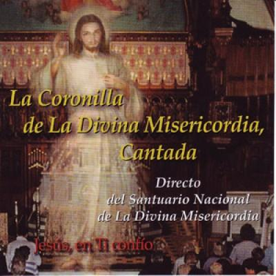 Coronilla da La Divine Misericordia, Cantada CD - Unique Catholic Gifts