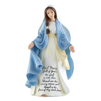 Hail Mary Lady of Grace Statue 8