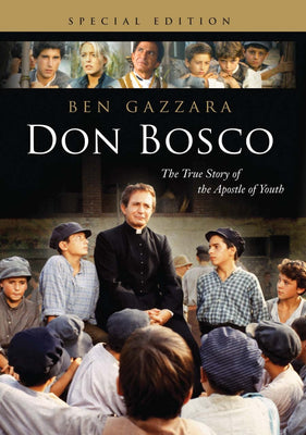 Don Bosco: Special Edition DVD - Unique Catholic Gifts