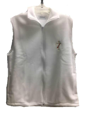 Deacon white Vest - Unique Catholic Gifts