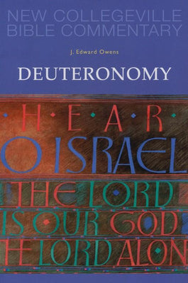 Deuteronomy by J. Edward Owens - Unique Catholic Gifts