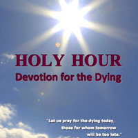 Holy Hour Devotion for the Dying - Unique Catholic Gifts