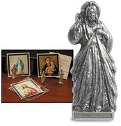 "Divine Mercy Pocket Statue (1 1/2"") - Unique Catholic Gifts"