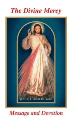 La Divina Misercordia Mensaje y Devocion (Espanol) - Unique Catholic Gifts