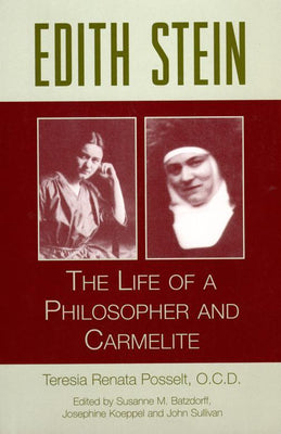 Edith Stein: The Life of a Philosopher and Carmelite - Unique Catholic Gifts