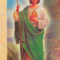 Biography Card of St. Jude - Unique Catholic Gifts