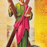 Biography Card of Saint Andrew