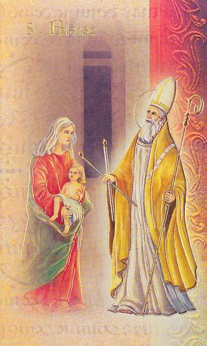 Biography of Saint Blaise