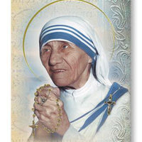 Biography Card of Saint Teresa of Calcutta