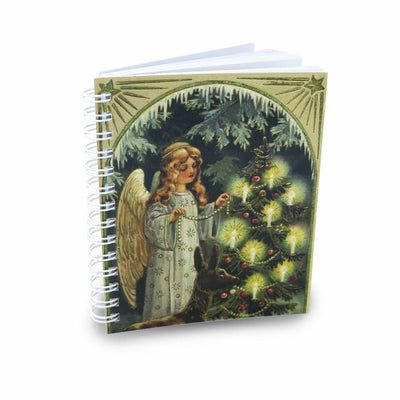 Christmas Angel Mini Notebook
