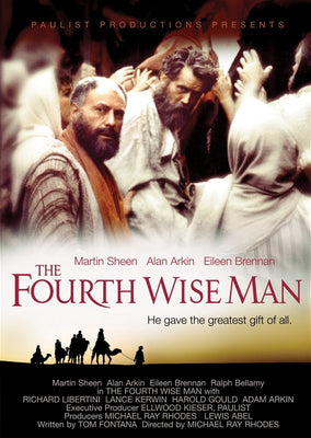 Fourth Wise Man DVD - Unique Catholic Gifts