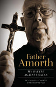 Father Amorth My Battle Against Satan by Fr. Gabriele Amorth - Unique Catholic Gifts