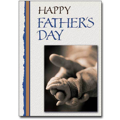 Happy Father's Day Father's Day Card - Unique Catholic Gifts