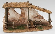 "Fontanini 5"" Scale Village Animal Corral - Unique Catholic Gifts"