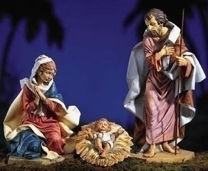 "27"" Fontanini Nativity Set - Amazing Nativity Set! - Unique Catholic Gifts"