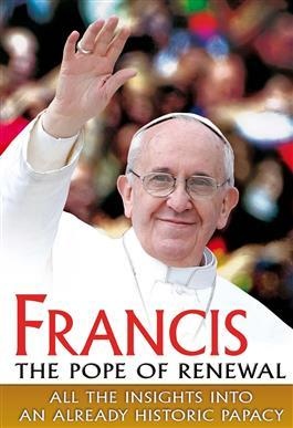 Francis: The Pope of Renewal DVD jmj - Unique Catholic Gifts