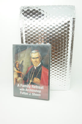 A Family Retreat with Archbishop Fulton J. Sheen DVD
