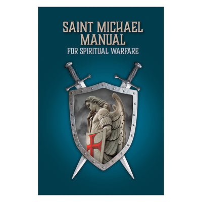 Saint Michael Manual For Spiritual Warfare Aquinas Press - Unique Catholic Gifts