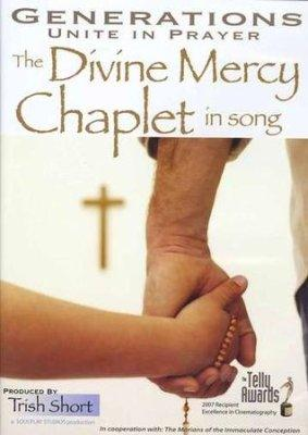 Generations Unite in Prayer: The Divine Mercy Chaplet in Song (DVD) - Unique Catholic Gifts