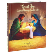 Great Joy: A Book of Christmas Blessings Recordable Storybook