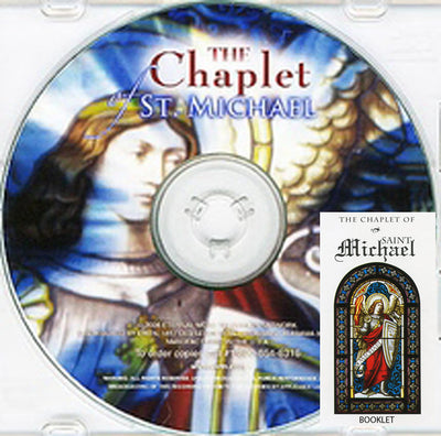 The Chaplet of St. Michael-CD - Unique Catholic Gifts