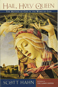Hail, Holy Queen: The Mother of God in the Word of God By Scott Hahn - Unique Catholic Gifts