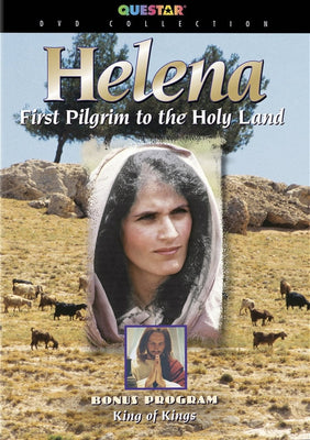 Helena First Pilgrim of the Holy Land DVD - Unique Catholic Gifts