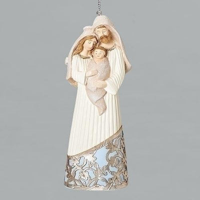 Holy Family Laser Cut Ornament (5