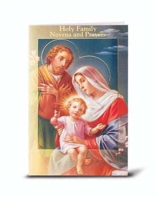 Holy Family Novena and Prayers - Unique Catholic Gifts