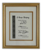 "House Blessing Plaque (16 x 12"") - Unique Catholic Gifts"